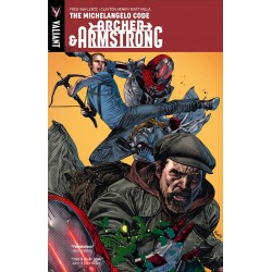 ARCHER AND ARMSTRONG VOL.1 THE MICHELANGELO CODE