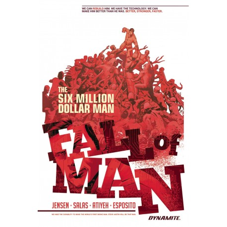 SIX MILLION DOLLAR MAN FALL OF MAN