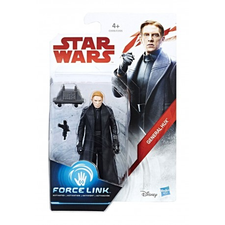 GENERAL HUX STAR WARS FORCE LINK ACTION FIGURE