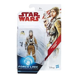 PAIGE RESISTANCE GUNNER STAR WARS FORCE LINK ACTION FIGURE