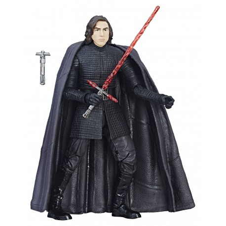 KYLO REN STAR WARS EPISODE VIII THE BLACK SERIES ACTION FIGURE