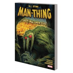 MAN-THING BY STINE