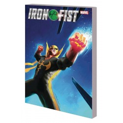 IRON FIST VOL.1 TRILA OF THE SEVEN MASTERS