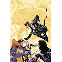 BATGIRL AND THE BIRDS OF PREY TP VOL 2