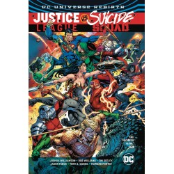 JUSTICE LEAGUE VS SUICIDE SQUAD TP REBIRTH