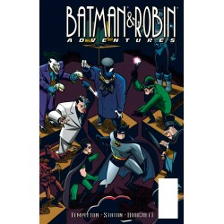 BATMAN AND ROBIN ADVENTURES TP VOL 2