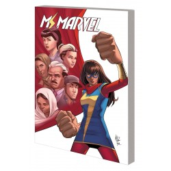 MS MARVEL TP VOL 8