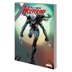 ALL NEW WOLVERINE TP VOL 4