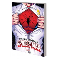 PETER PARKER SPECTACULAR SPIDER-MAN TP VOL 1