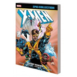 X-MEN EPIC COLLECTION TP MUTANT GENESIS