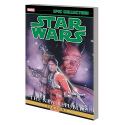 STAR WARS LEGENDS EPIC COLLECTION NEW REPUBLIC TP VOL 3
