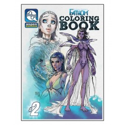 FATHOM COLORING BOOK TP VOL 2