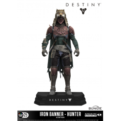 HUNTER IRON BANNER DESTINY COLOR TOPS ACTION FIGURE