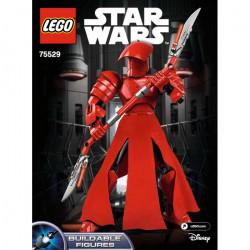 ELITE PRAETORIAN GUARD BUILDABLE LEGO FIGURE