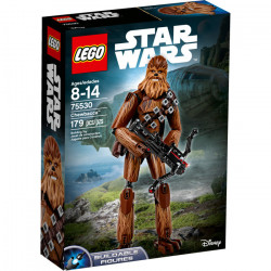 CHEWBACCA BUILDABLE LEGO FIGURE
