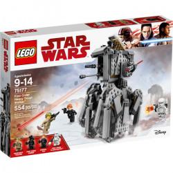 FIRST ORDER HEAVY SCOUT WALKER LEGO STAR WARS FIGURE