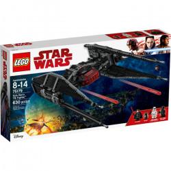 KYLO REN'S TIE FIGHTER STAR WARS LEGO FIGURE