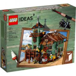 LE VIEUX MAGASIN DE PECHE LEGO IDEAS NUMBER 18