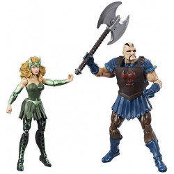 EXECUTIONER AND ENCHANTRESS MIGHTY THOR MARVEL LEGENDS 2 PACK ACTION FIGURE