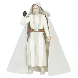 LUKE SKYWALKER JEDI MASTER STAR WARS EPISODE VIII THE BLACK SERIES ACTION FIGURE