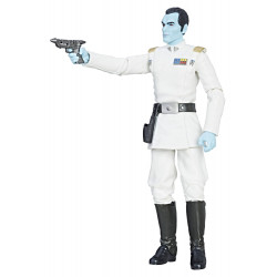 GRAND ADMIRAL THRAWN STAR WARS EPISODE VIII THE BLACK SERIES ACTION FIGURE