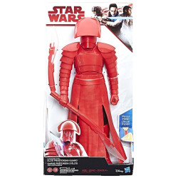 ELITE PRAETORIAN GUARD STAR WARS EPISODE VII THE LAST JEDI ELECTRONIC ACTION FIGURE