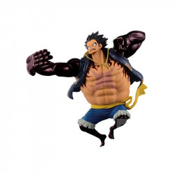 MONKEY D LUFFY GEAR 4TH ONE PIECE SCULTURES BIG FIGURE