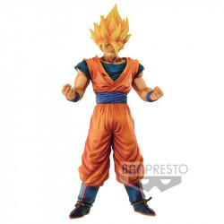 SON GOKU RESOLUTION OF SOLDIERS GRANDISTA PVC FIGURE DRAGON BALL