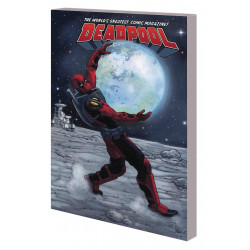 DEADPOOL WORLD'S GREATEST VOL.9 DEADPOOL IN SPACE