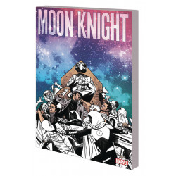 MOON KNIGHT VOL 3 BIRTH AND DEATH