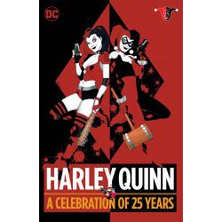HARLEY QUINN A CELEBRATION 25 YEARS HC