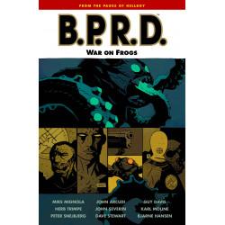 BPRD VOL.12 WAR ON FROGS