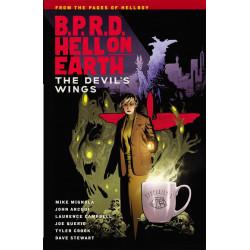 BPRD HELL ON EARTH VOL.10 DEVIL'S WINGS