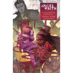 ANGEL AND FAITH SEASON 10 VOL.5 A TALE OF TWO FAMILIES