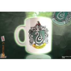 HARRY POTTER - SLYTHERIN CREST - BOXED MUG