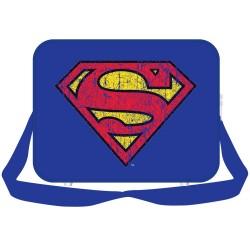 DC COMICS - SUPERMAN LOGO - MESSENGER BAG