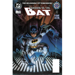 BATMAN SHADOW OF THE BAT TP VOL 3