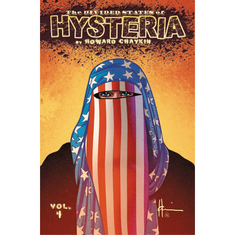 DIVIDED STATES OF HYSTERIA TP