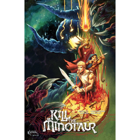KILL THE MINOTAUR TP