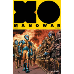 X-O MANOWAR 2017 VOL 2