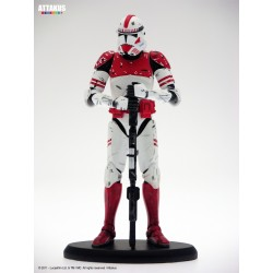 STAR WARS ELITE COLLECTION COMMANDER THIRE STATUE