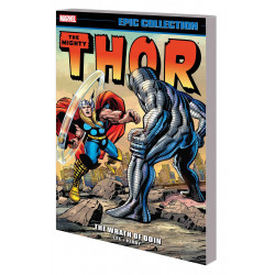 THOR EPIC COLL VOL.3 WRATH OF ODIN