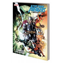 NEW AVENGERS BY BENDIS COMP COLL VOL.5