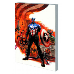 CAPTAIN AMERICA DOCA ULTIMATE COLLECTION