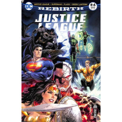 JUSTICE LEAGUE REBIRTH 04 LA TERREUR REGNE !