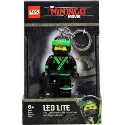 LLOYD NINJAGO LEGO LAMP KEYCHAIN