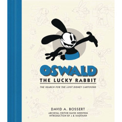 OSWALD THE LUCKY RABBIT HC
