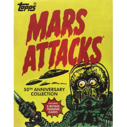 MARS ATTACKS 50TH ANNIVERSARY COLLECTION