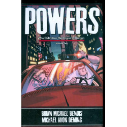 POWERS DEFINITIVE COLLECTION VOL.2 HC