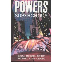 POWERS VOL.4 SUPERGROUP